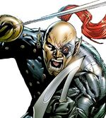 Raza Longknife (Earth-616) from Uncanny X-Men Vol 1 482 0001
