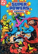 Super Powers Annual 01
