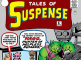 Tales of Suspense Vol 1 37
