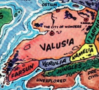 Valusia from Kull the Conqueror Vol 3 3 001