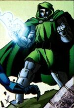 Victor von Doom (Earth-Unknown) from Marvel Adventures Super Heroes Vol 2 10 001