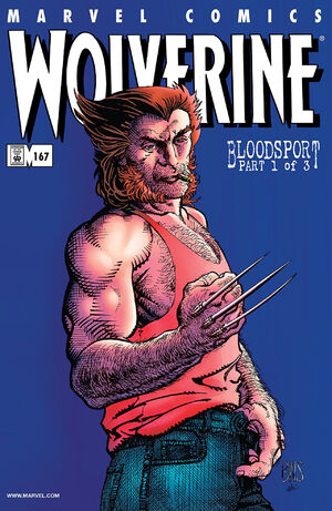 Wolverine Vol 2 167