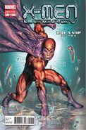 X-Men Legacy Vol 1 259 Marvel Comics 50th Anniversary Variant