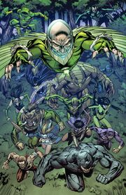 Adrian Toomes (Earth-616) from Amazing Spider-Man Vol 5 20.HU 002