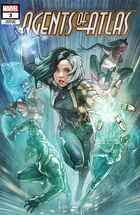 Agents of Atlas Vol 3 3 Stonehouse Variant