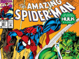 Amazing Spider-Man Vol 1 381