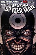 Amazing Spider-Man Vol 1 572 Finch Variant