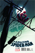 Amazing Spider-Man Vol 4 1.1 Stegman Variant
