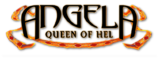 Angela Queen of Hel (2015) logo