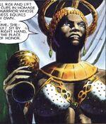 Ashake (Meroë) (Earth-616) from Marvel Graphic Novel Vol 1 21 0001