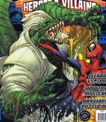 Curtis Connors (Earth-10995) Spider-Man Heroes & Villains Collection Vol 1 6