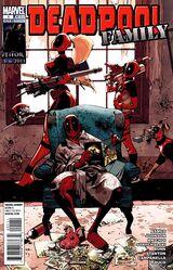 Deadpool Family Vol 1 1