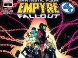 Empyre Fallout: Fantastic Four Vol 1 1