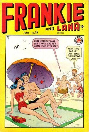 Frankie and Lana Comics Vol 1 15