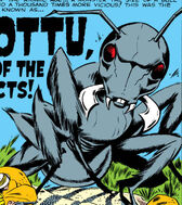 Grottu (Earth-616) from Strange Tales Vol 1 73 001