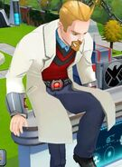 Henry Pym (Earth-TRN562) from Marvel Avengers Academy 001