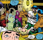 Jesus of Nazareth (Earth-616) from Thor Vol 1 293 001