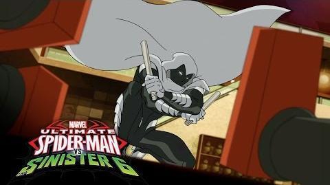 Jingle Bell Rock - Marvel's Ultimate Spider-Man vs. The Sinister 6 Season 4, Ep