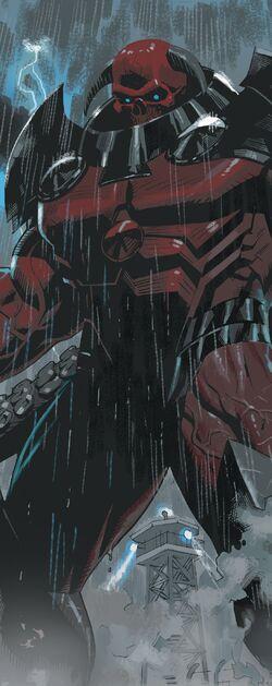 Johann Shmidt (Clone) (Earth-616) from Uncanny Avengers Vol 1 25 001