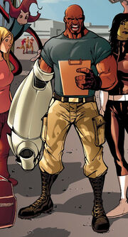 Joseph Green (Earth-616) from Avengers The Initiative Vol 1 1 0001