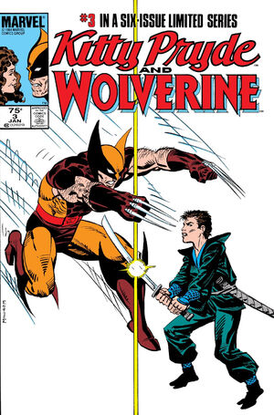 Kitty Pryde and Wolverine Vol 1 3