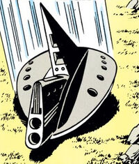 Kronan's Spaceship from Journey into Mystery Vol 1 83 0001