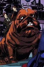 Lockjaw (Earth-TRN237) from X-Factor Forever Vol 1 3 0001