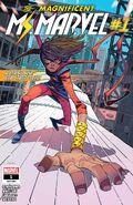 Magnificent Ms. Marvel Vol 1 1