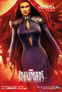 Marvel's Inhumans poster 006