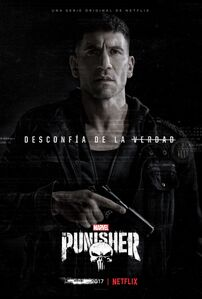 Marvel's The Punisher Poster 003