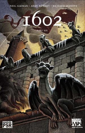 Marvel 1602 Vol 1 6