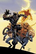 Marvel Age Fantastic Four Tales Vol 1 1 Textless