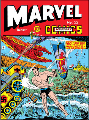 Marvel Mystery Comics Vol 1 22
