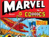 Marvel Mystery Comics Vol 1 22
