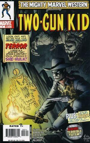 Marvel Westerns The Two-Gun Kid Vol 1 1
