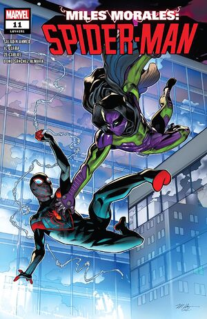 Miles Morales Spider-Man Vol 1 11