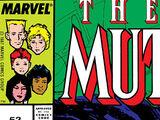 New Mutants Vol 1 52