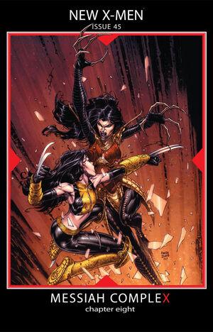 New X-Men Vol 2 45