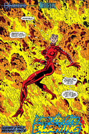Rachel Summers (Earth-811) from Marvel Comics Presents Vol 1 36 0001