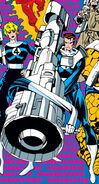 Reed Richards (Earth-616) nuke buster from Fantastic Four Vol 1 343