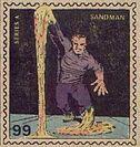 Sandman Marvel Value Stamp