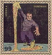Sandman Marvel Value Stamp