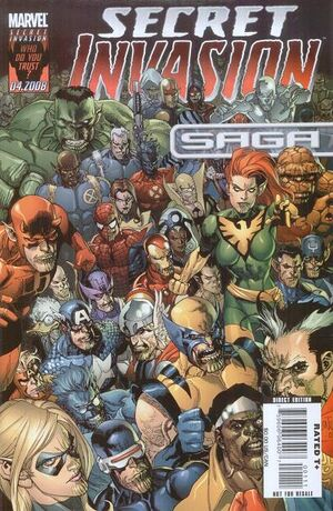 Secret Invasion Saga Vol 1 1