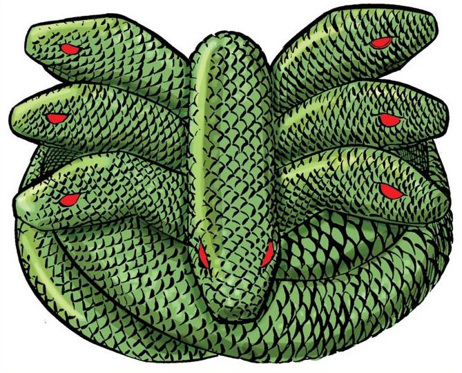 Serpent Crown | Marvel Database | Fandom