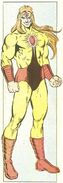 Silas King (Earth-616) from Official Handbook of the Marvel Universe Vol 2 19