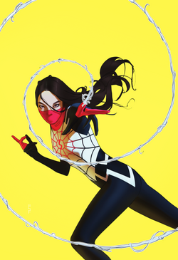 Silk Vol 1 2 Forbes Variant Textless