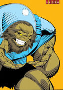 Sloth (Earth-TRN168) from Avengers Vol 1 360 0001