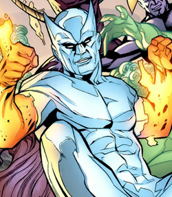 Terrance Sorenson (Earth-616) from Avengers The Initiative Vol 1 28 0001