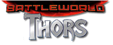 Thors (2015) Secret Wars logo