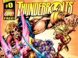 Thunderbolts Vol 1 0